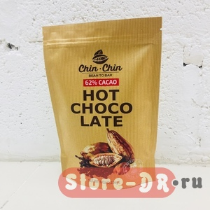 HOT CHOCOLATE Chin Chin 62% cacao 8 oz. 0.226 g