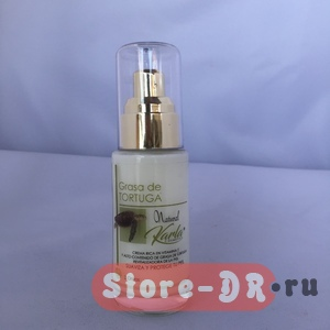 Grasa de Tortuga Natural Karla cosmetic 2 oz