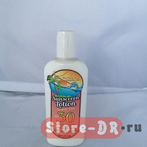 Sunscreen Lotion Protector Solar 30 SPF Karla Cosmetic 4 oz