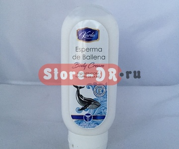 Крем для тела Спермацит кита, Esperma de Ballena Body Cream Karla Cosmetic 8 oz