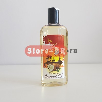 Кокосовое масло Coconut Oil Dominican Доминиканское 7 Oz. 253 г