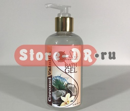Bath Gel Coconut & Vainilla Karla Cosmetics 8 fl. oz. 293 г