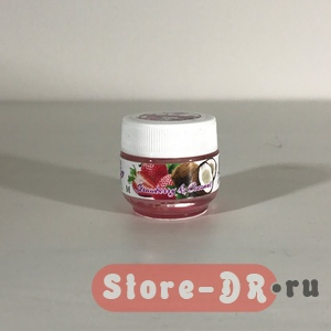 Lip BALM Strawberry & Coconut Karla Cosmetics 40 г