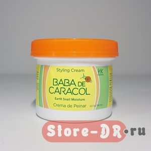 Styling Cream BABA de CARACOL 5.5 Oz. 162 г