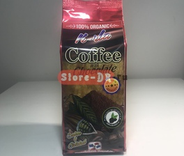 Coffee 100% Arabica with Chocolate 100% Organic K-RLA 420 г