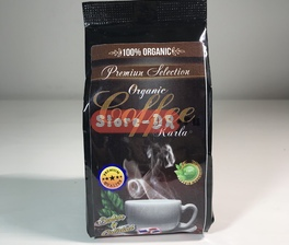 Coffee Molido Premiun Selection 100% Organic Karla 200 г