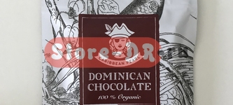 Доминиканский шоколад 57% Тёмный | Dominican chocolate 57% Dark | 100% Натуральный | Caribbean Pearl 3 oz. 85 г.