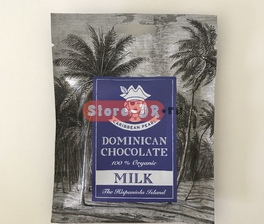 Dominican chocolate Milk The Hispaniola Island Caribbean Pearl 3 oz. 85 g