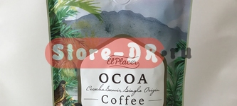 Кофе молотый | Coffee, «Ocoa» Cosecha Samir, Single Origin 100% Натуральный | Organic, El Placer 14,1 oz 400 г