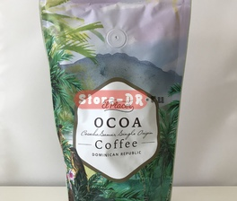 Coffee en Grano «Ocoa» Cosecha Samir, Single Origin El Placer 14,1 oz 400 g