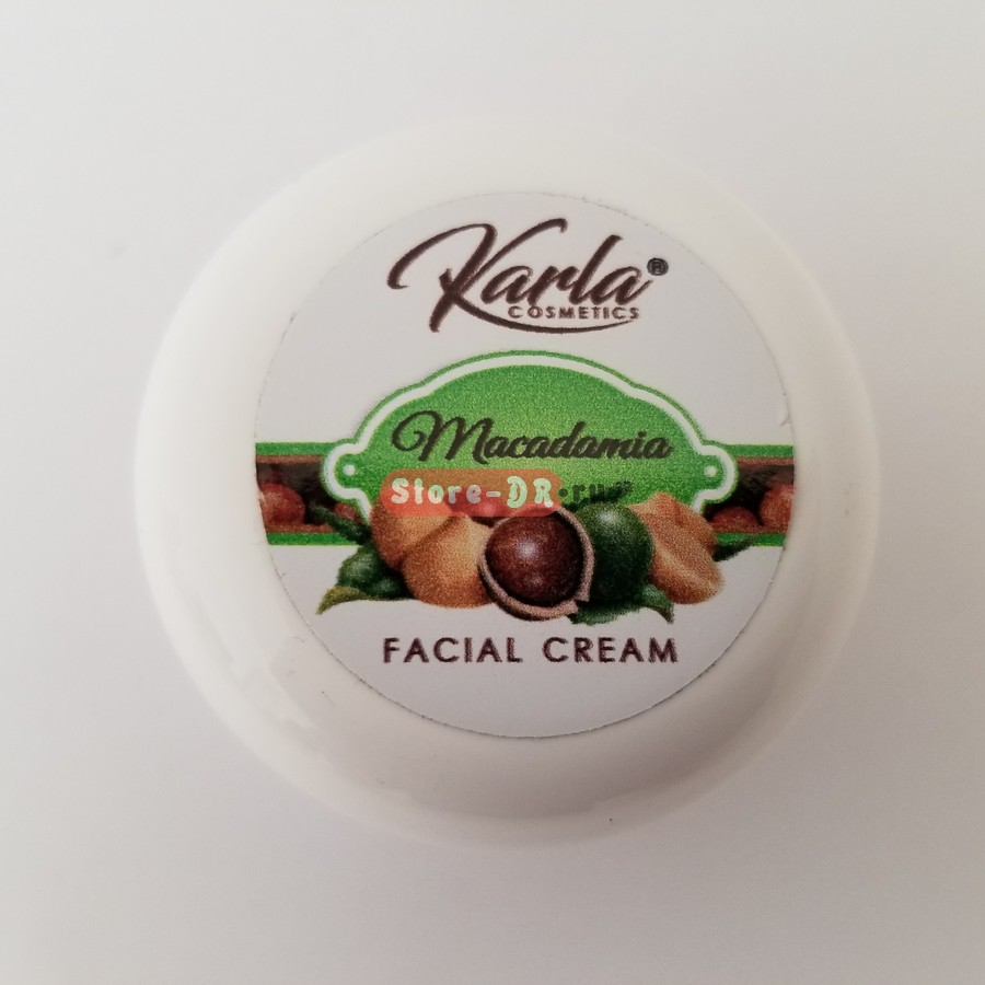 Crema Facial Macadamia Karla Cosmetics 2oz 59.1 ml