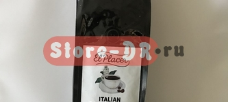 Натуральный кофе в зернах «Italian Roast» Dark Roast 100% Арабика | Arabica El Placer 12 oz 340 g