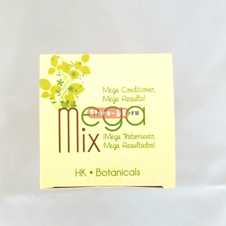 MegaMix Botanical Hair Conditioner HK Industrial 16 oz 450 g