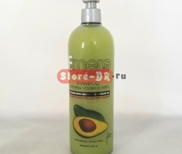 Emergencia Shampoo Softening-Volume Control Avocado & Olive Oil 16 oz 453 ml