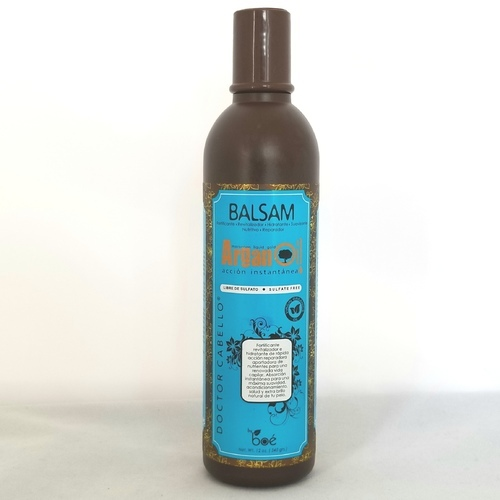 Doctor Cabello Argan Oil Balsam by Boe Cosmetics 12 oz 340ml