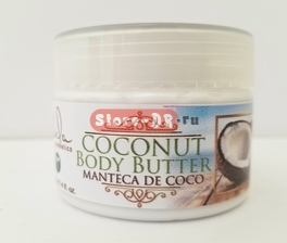 Coconut Body Butter Karla Cosmetics 4 oz
