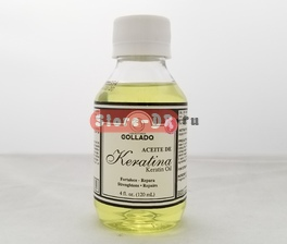 Aciete de Keratina Laboratorios dr,Collado 4 oz 120 ml