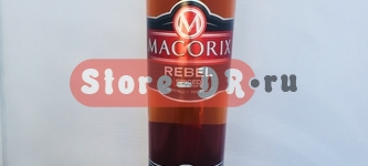 Ром пряный MACORIX REBEL spiced ( premium craft) since 1899 30% alc. 700 ml