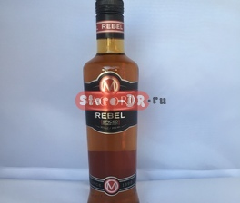 MACORIX REBEL SPICED premium craft 30% alc. 350