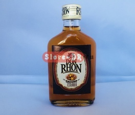 DON RON , dorado seleccionado 1942 37.5 % alc. 175 ml